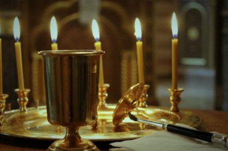 Таинство Соборования Великим постом состоится