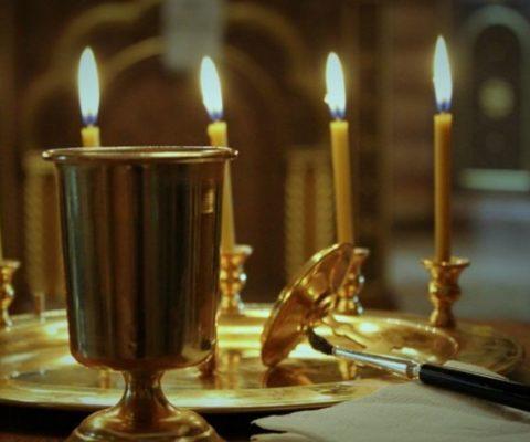 Таинство Соборования Рождественским постом