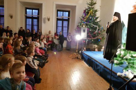 Рождественские ёлки в Саввино-Сторожевском монастыре