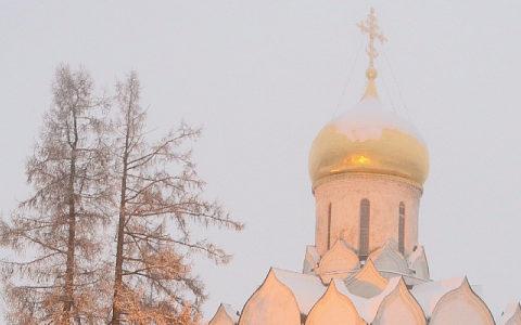 Архиепископ Феогност совершил Литургию в Саввино-Сторожевском монастыре